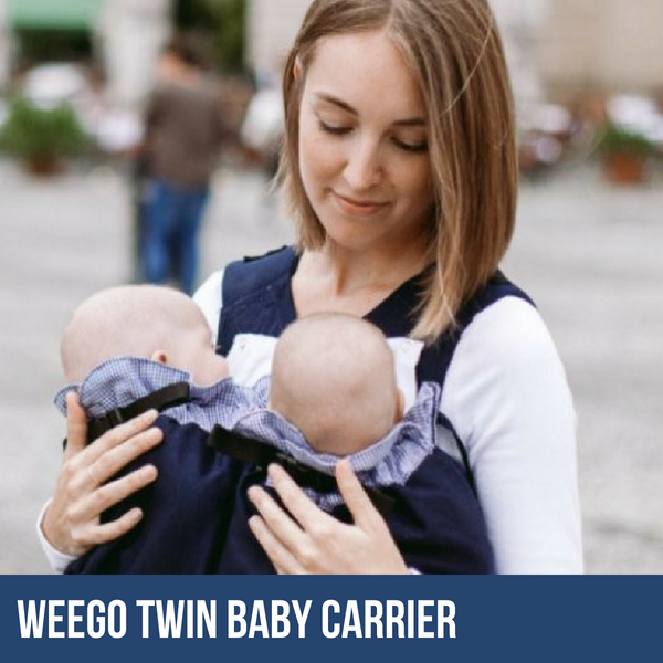 Weego Twin Baby Carrier South East Slings